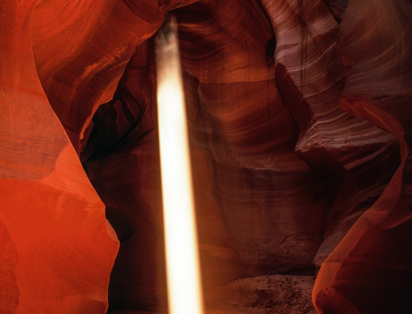 Antelope Canyon (I could have been a millionaire . . .)