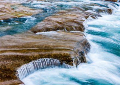 Waterflow Above Dolan Falls