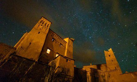 Stars above the Kasbah