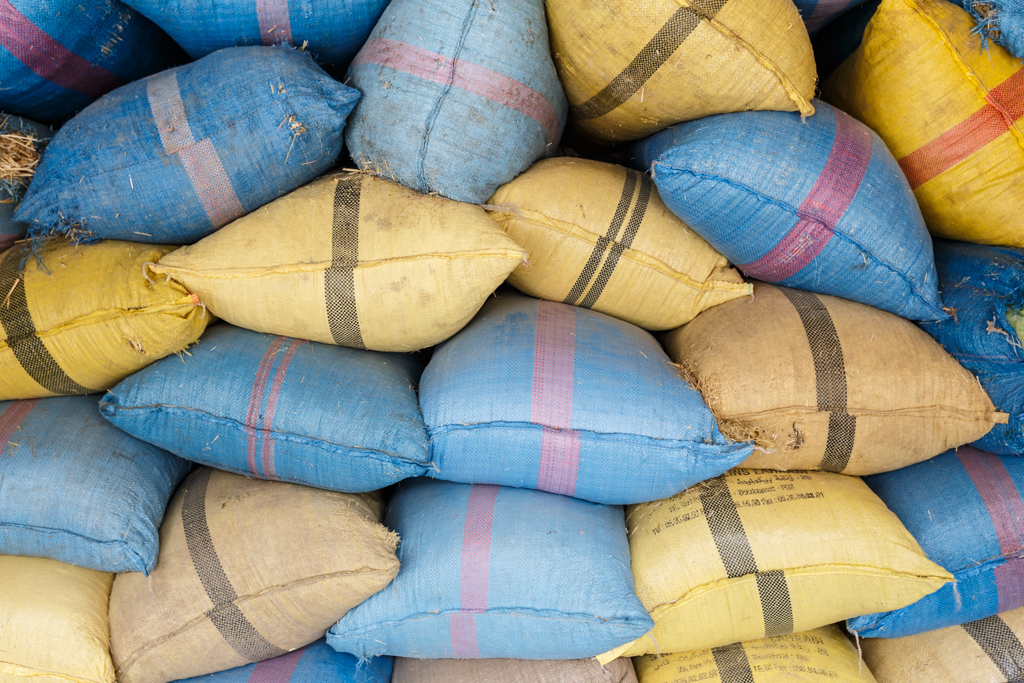 Sacks of Grain
