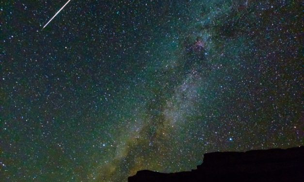 Perseid Meteor Shower at Vermejo