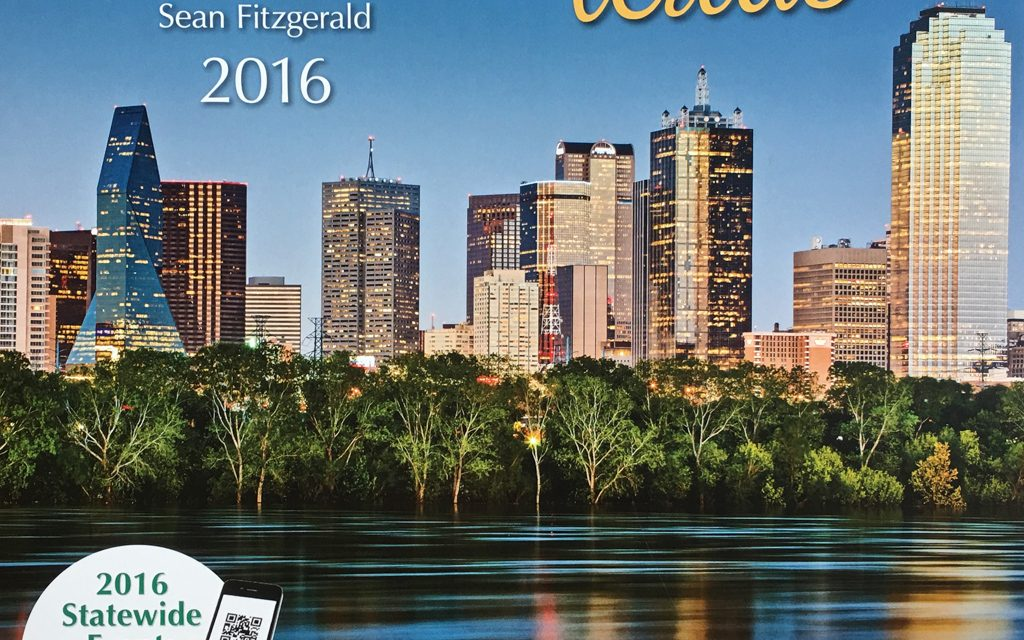 My Dallas Calendar Available Now