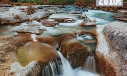 Texas Parks and Wildlife Magazine Cover – Devils River