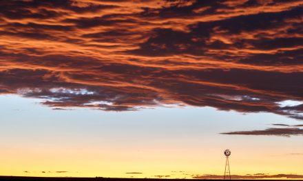 Sky Over Rita Blanca National Grasslands