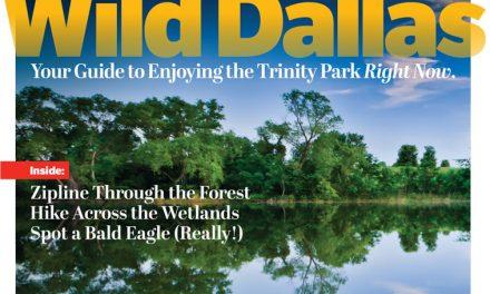 D Magazine Cover-Wild Dallas