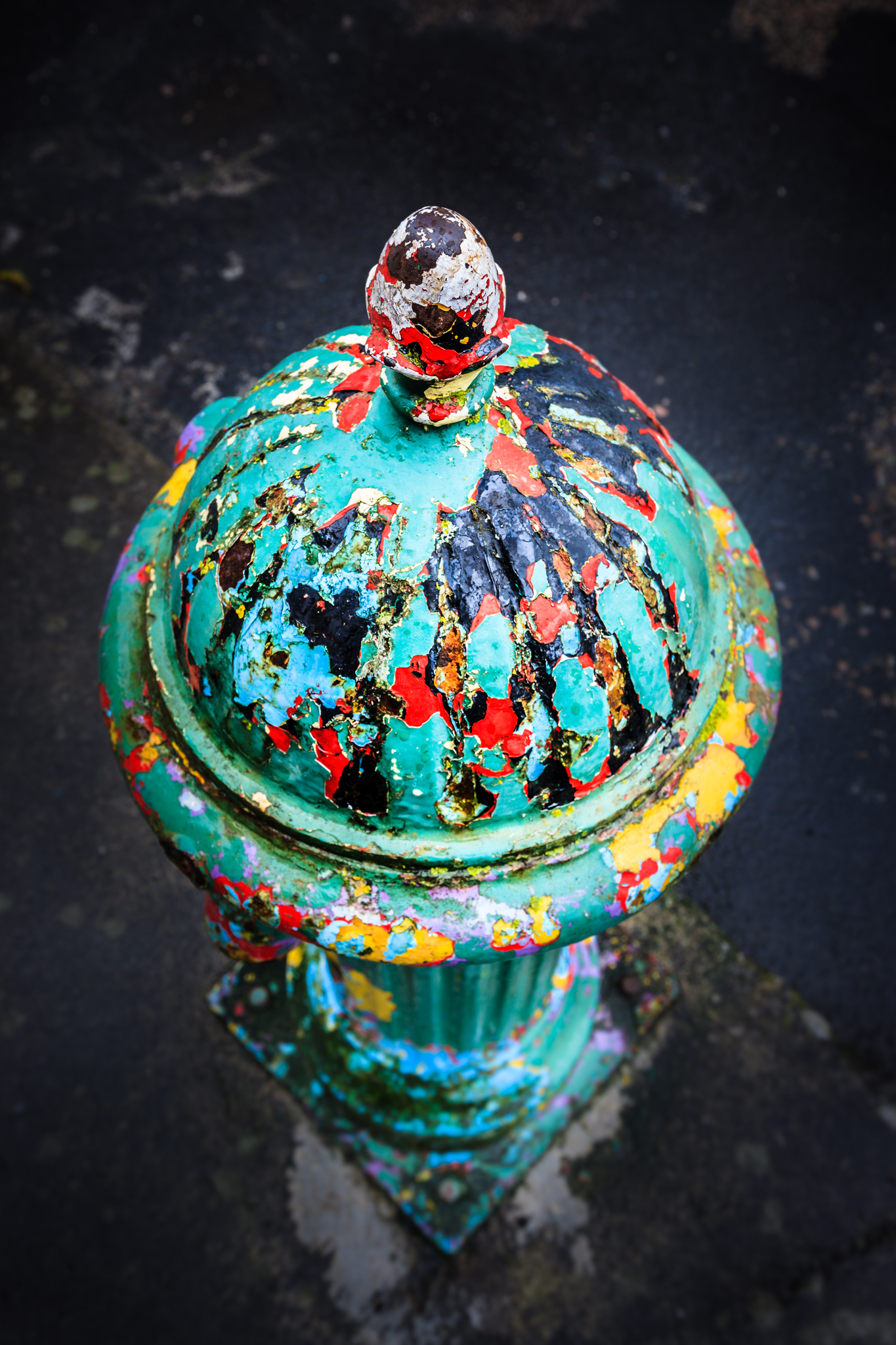Irish Fire Hydrant