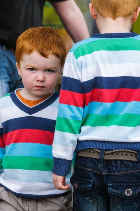 Boys in Stripes