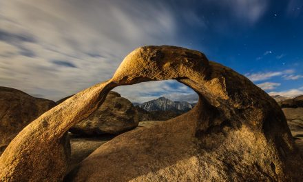 Mobius Arch (and working with what you have)