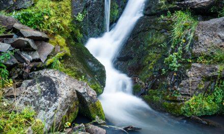 Vermejo Park Waterfall