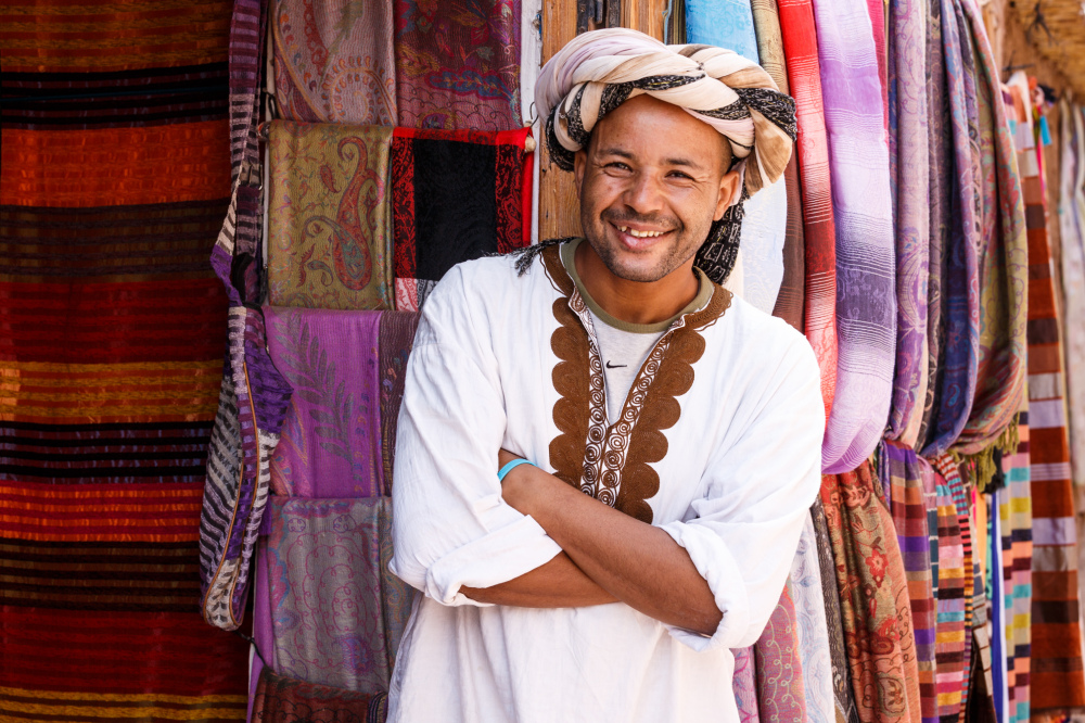 Textile Merchant