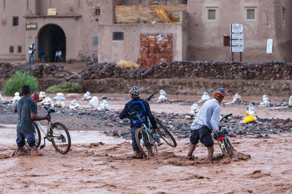 Flood Crossing