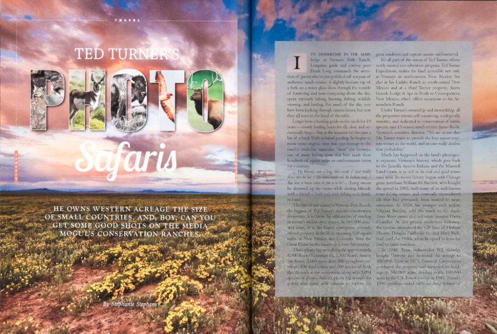 Cowboys and Indians Article