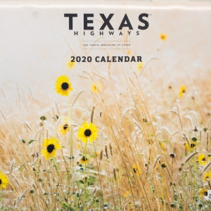 Texas Highways Calendar 2020